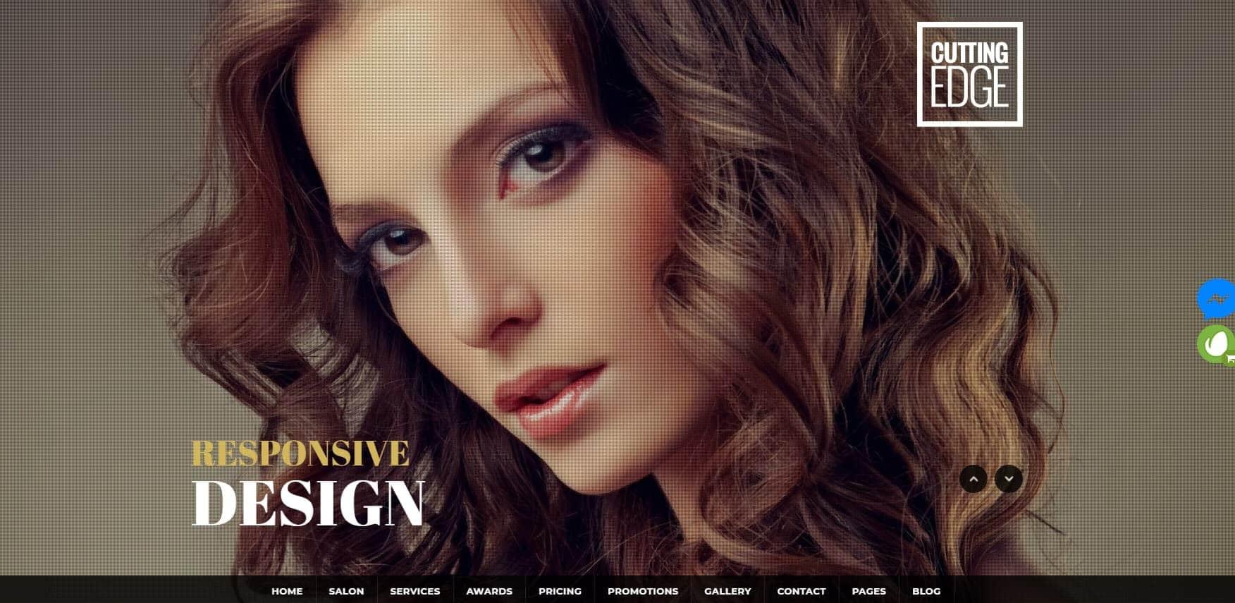 20+ Besten Wordpress Beauty, Friseur & SPA Themes 2018!