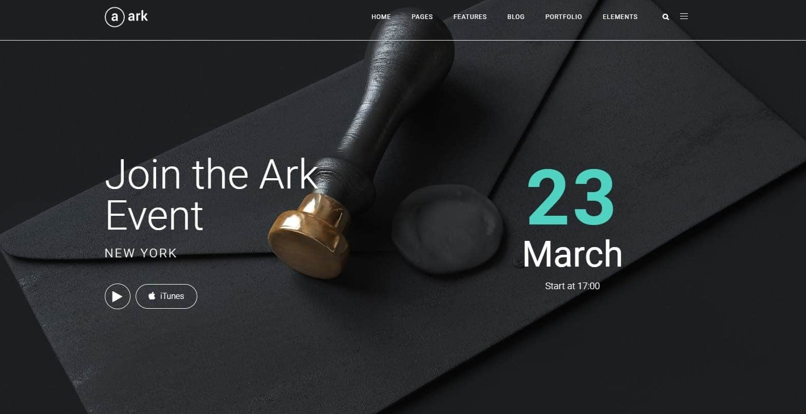 ark-wordpress-theme