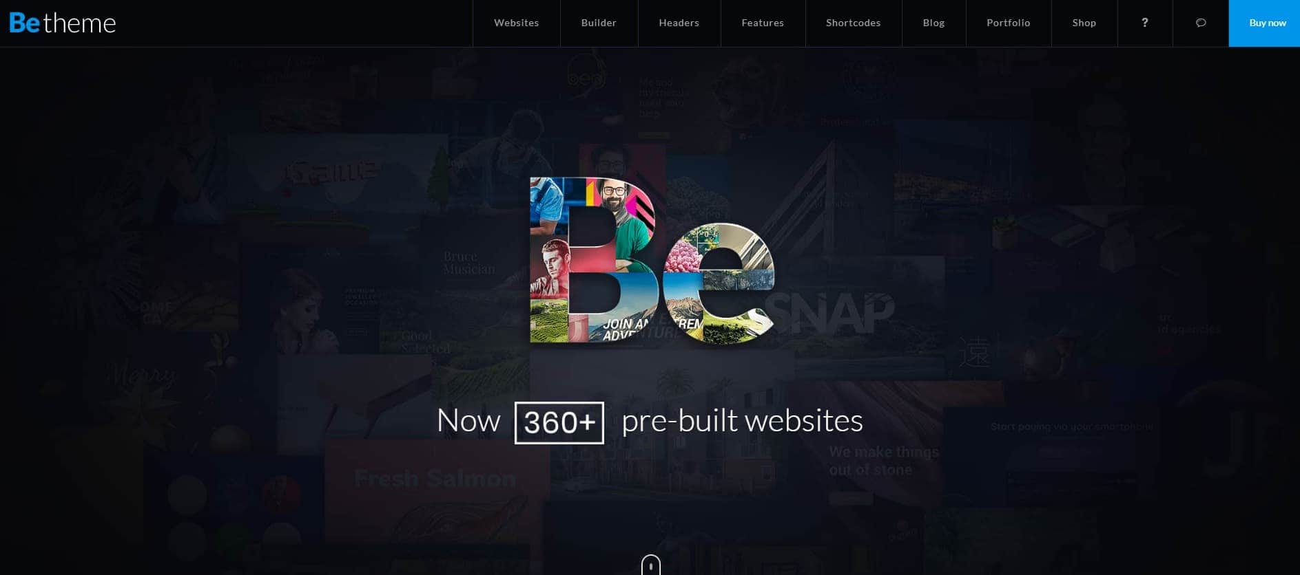 be-theme-best-wordpress-theme