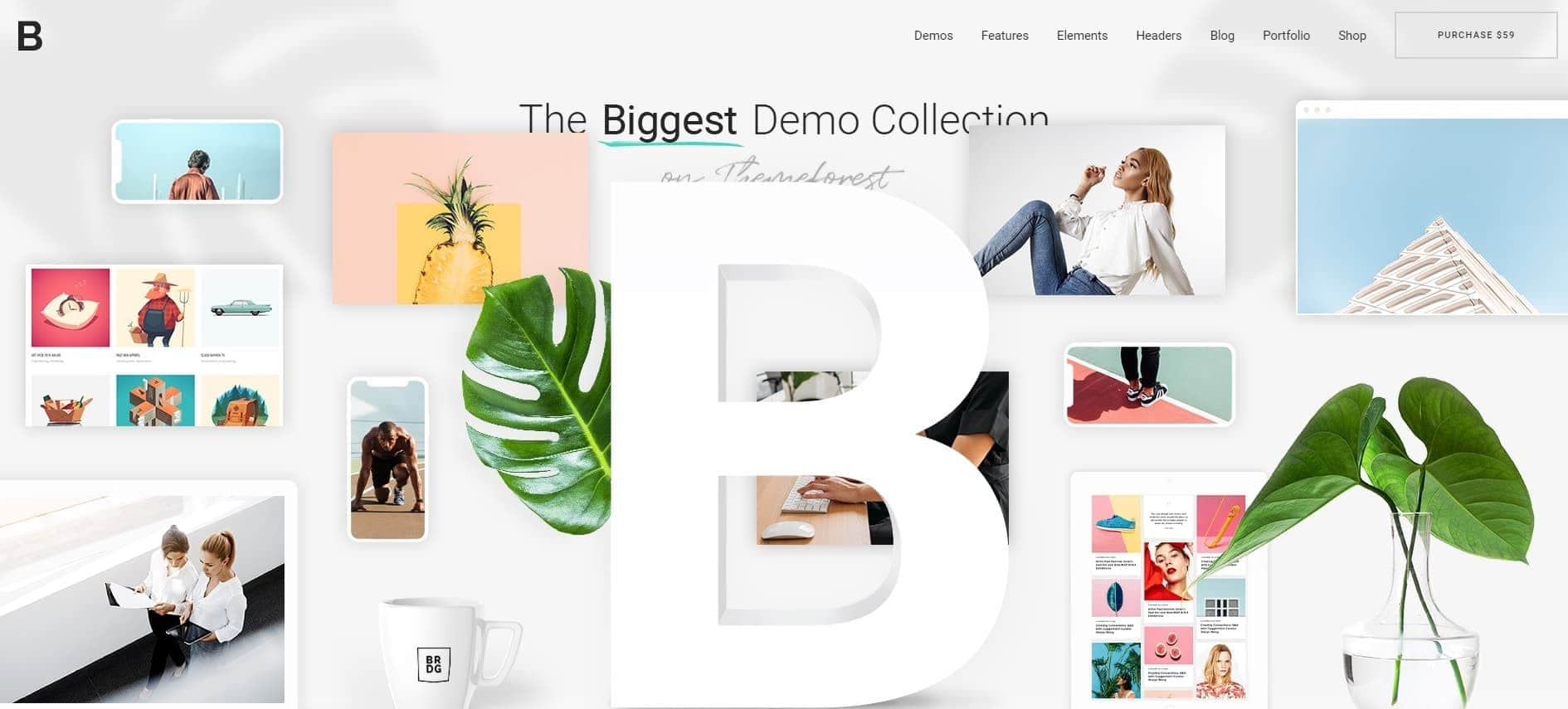 be-wordpress-theme