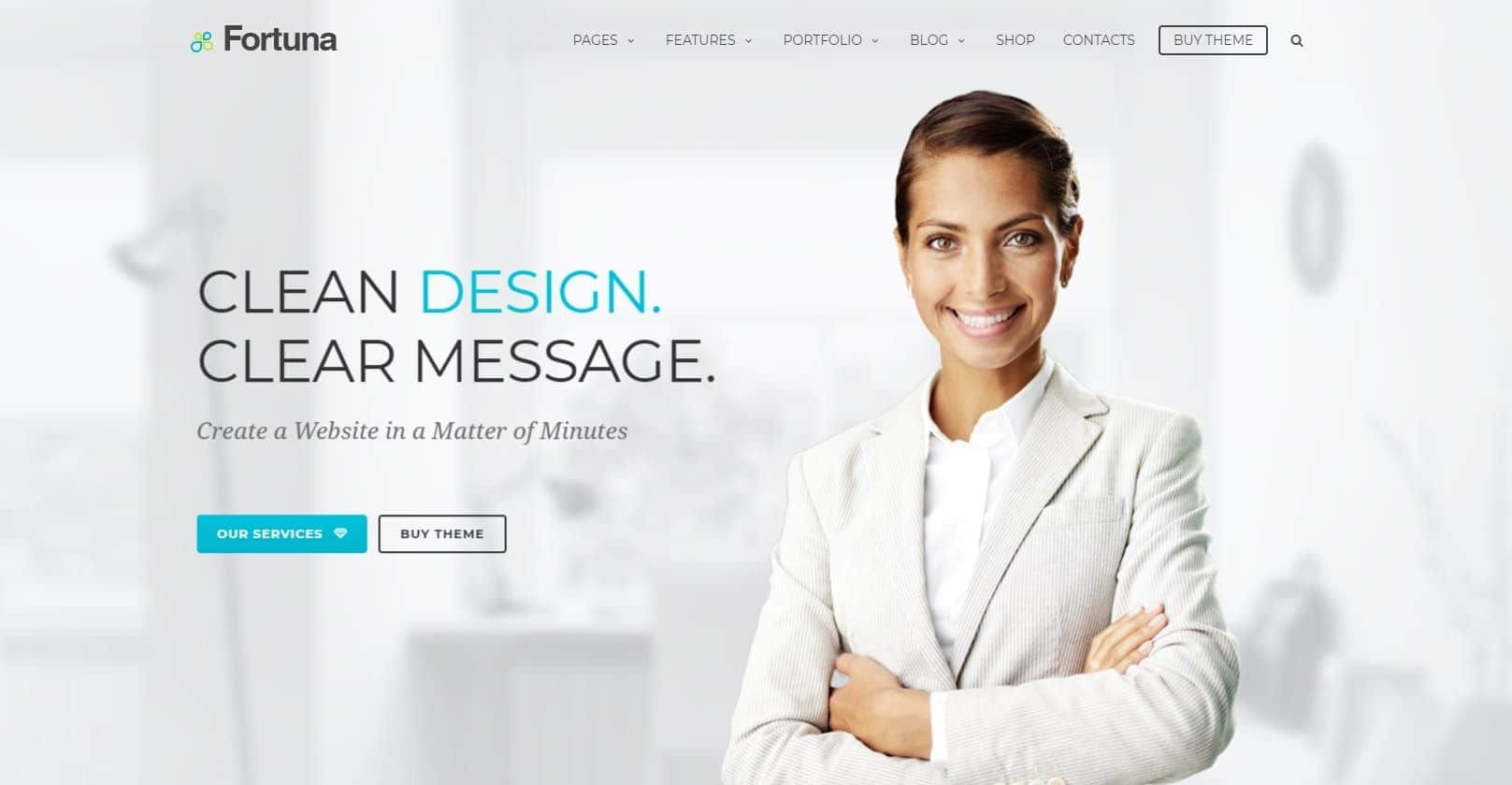 fortuna-wordpress-business-theme