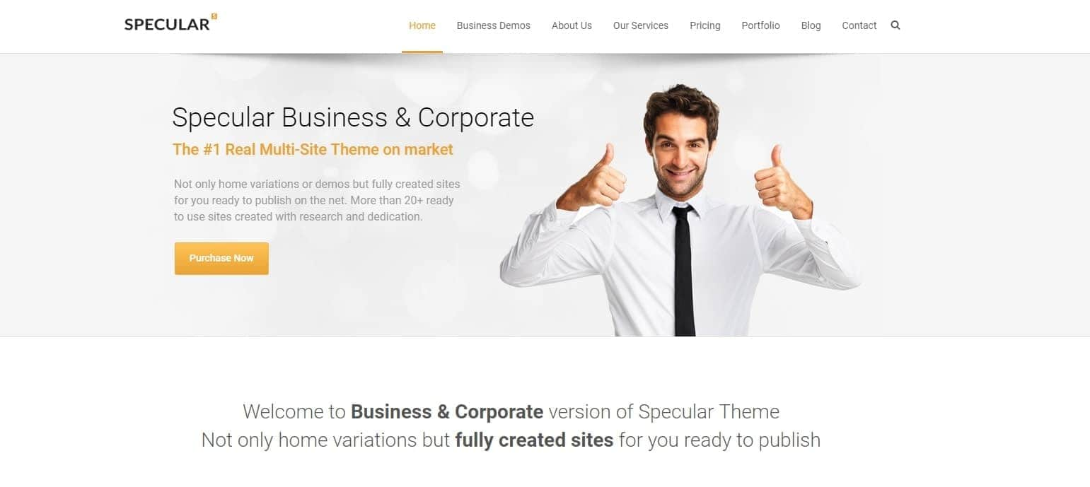 wordpress-business-theme