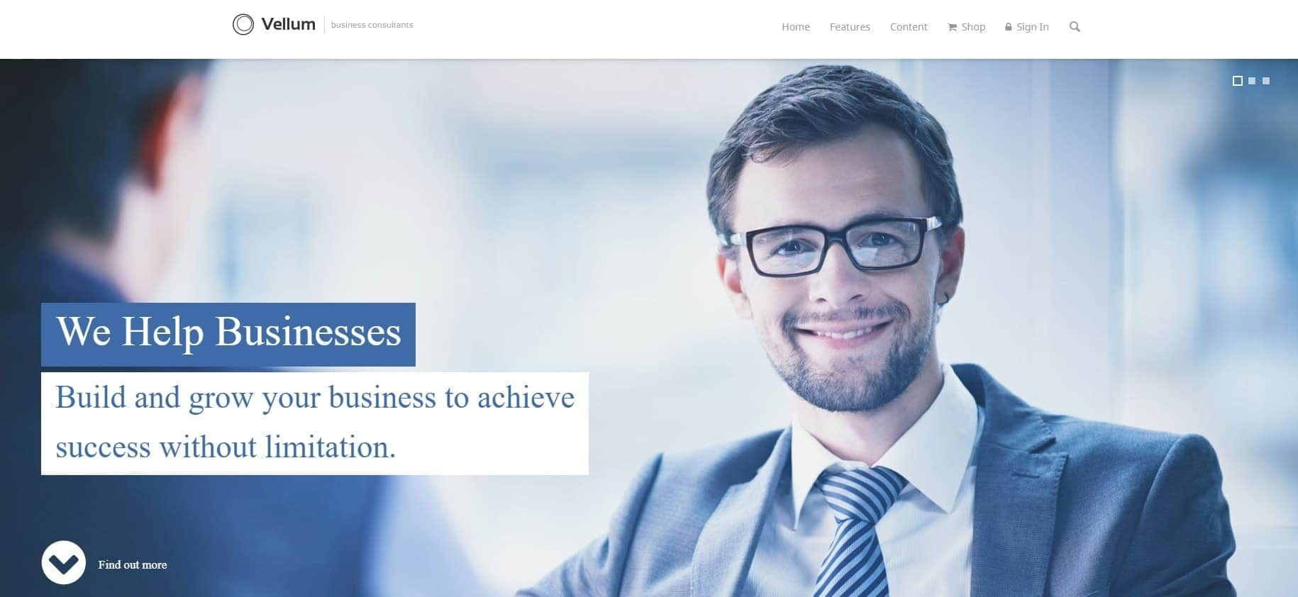 vellum-business-wordpress-theme