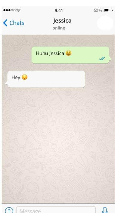 Flirt app frauen anschreiben