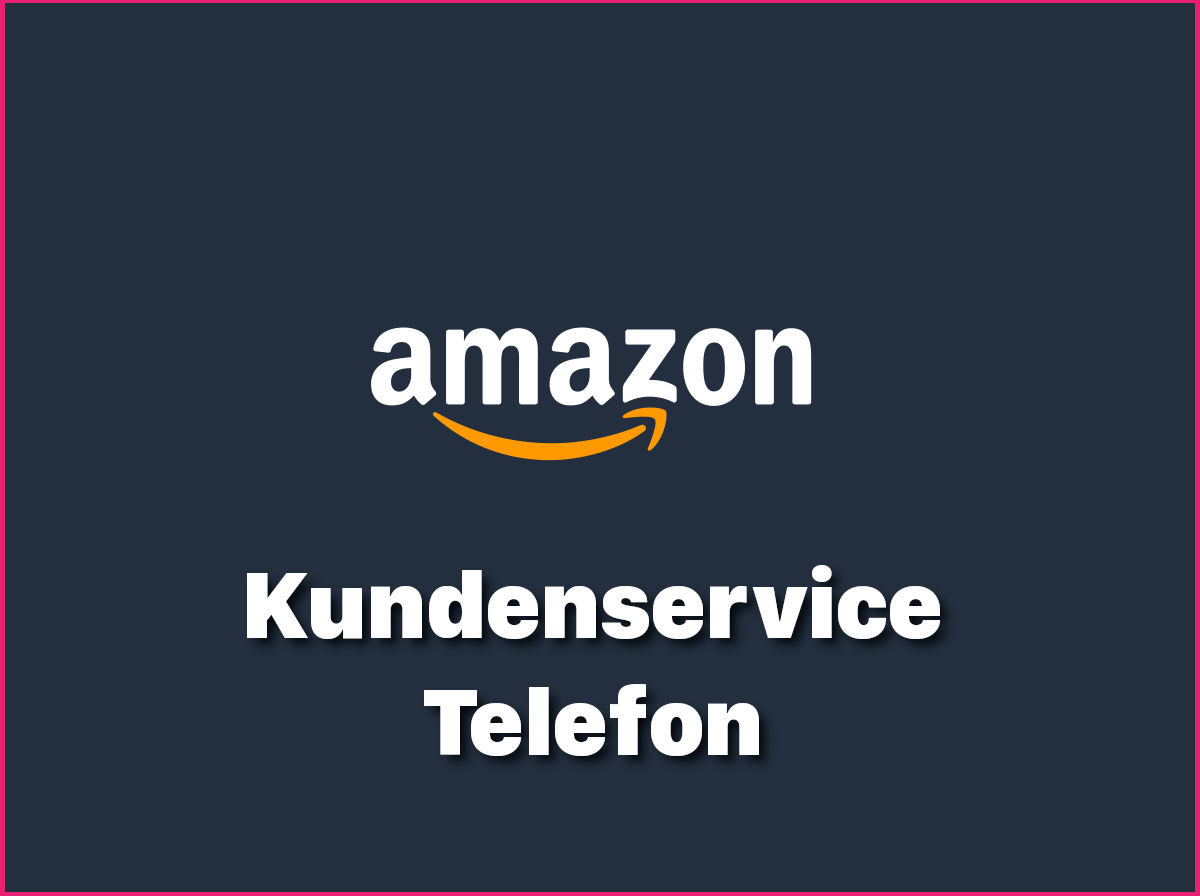 Amazon Service Hotline 0800