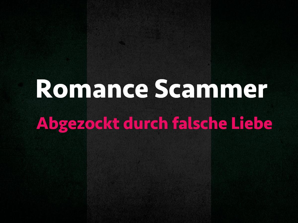 Romance Scamming Bilder