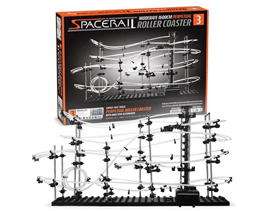 CKB LTD - SpaceRail Level 3 Kugelbahn