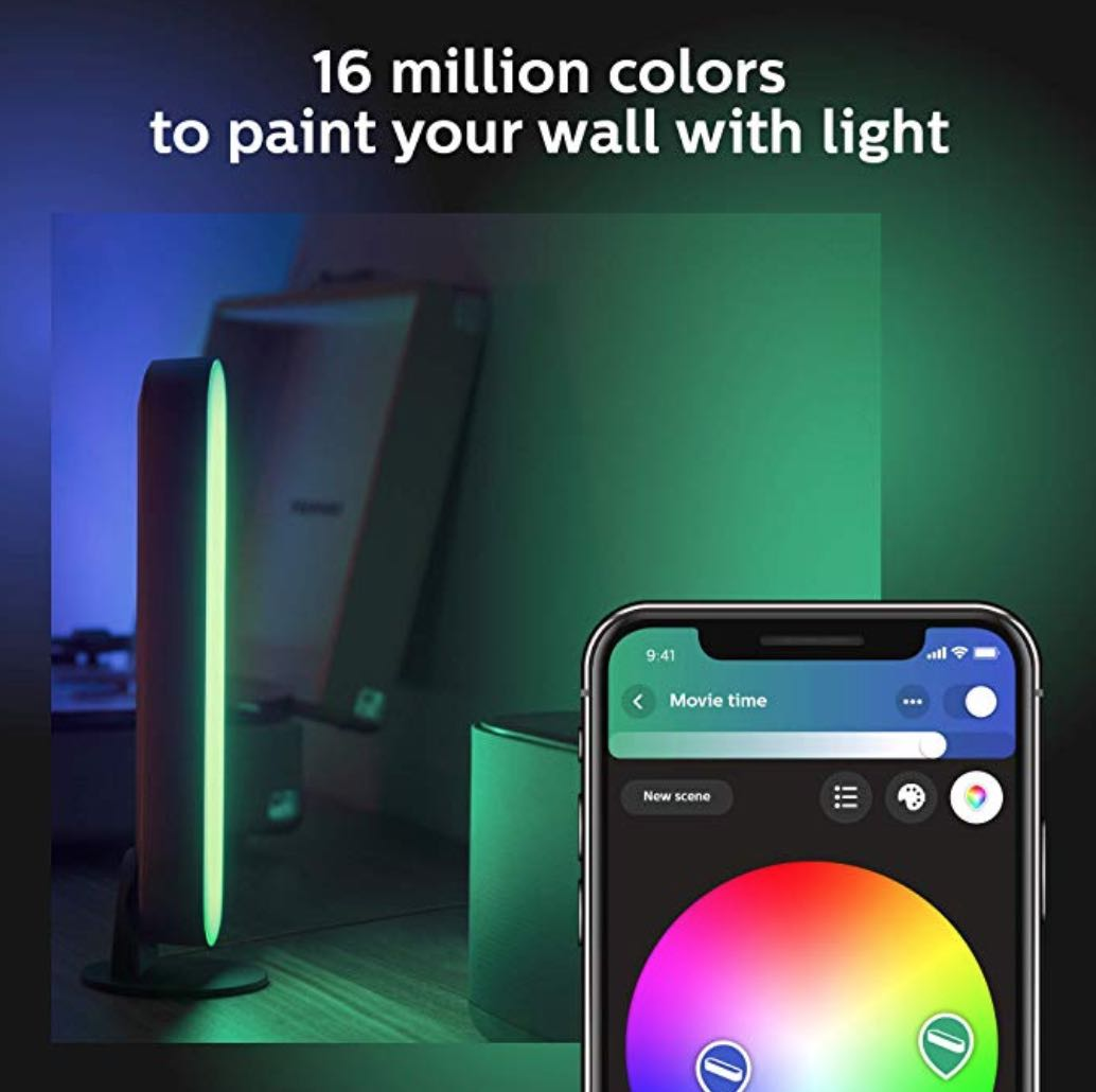 Philips Hue White and Color Ambiance Play
