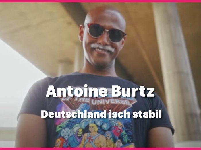 Deutschland Isch Stabil