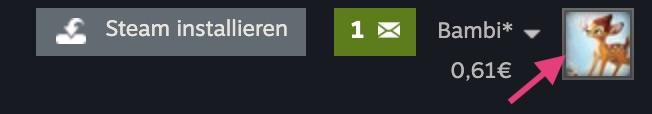 Steam ID herausfinden & anzeigen