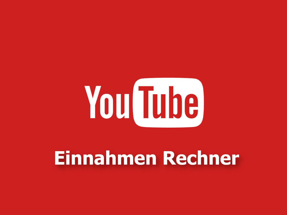 Youtube Einnahmen Rechner