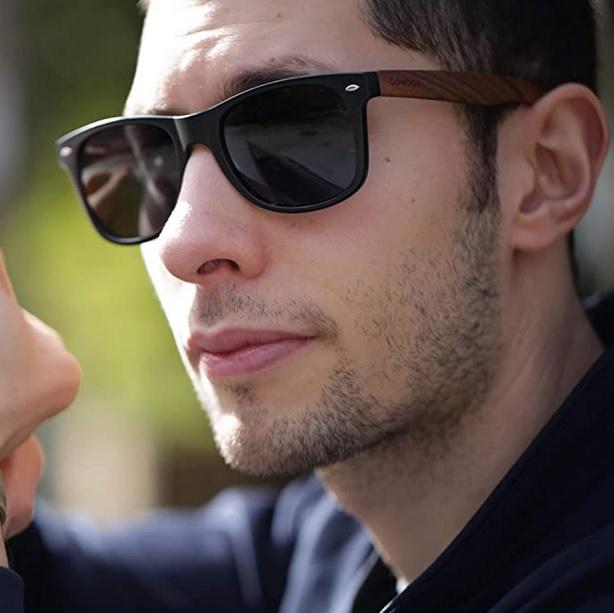 Ausgezeichnete Sonnenbrille für alle die mehr aus sich machen wollen