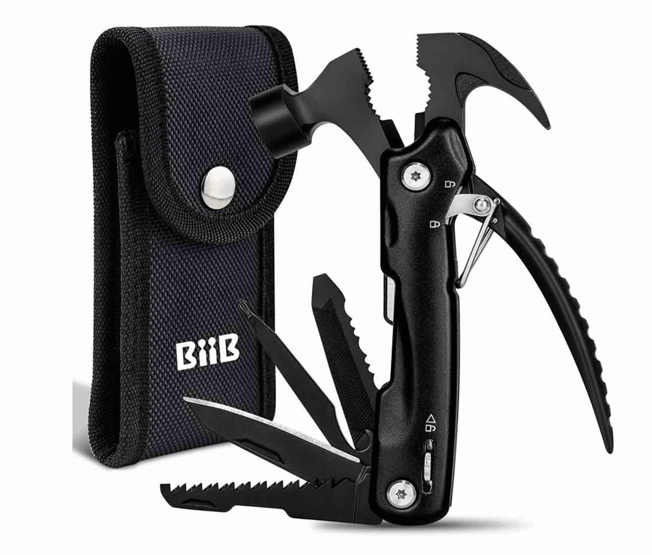 12 Werkzeuge in einem für Männer
