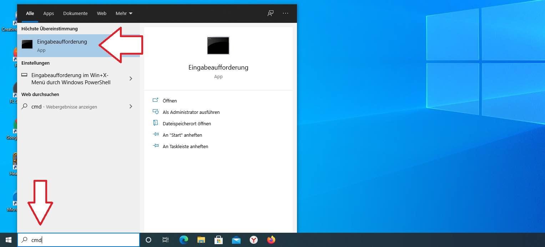 windows-eingabeaufforderun-oeffnen